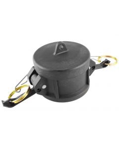 """CAMLOCK STOP END 1.25"""" TYPE DC"""